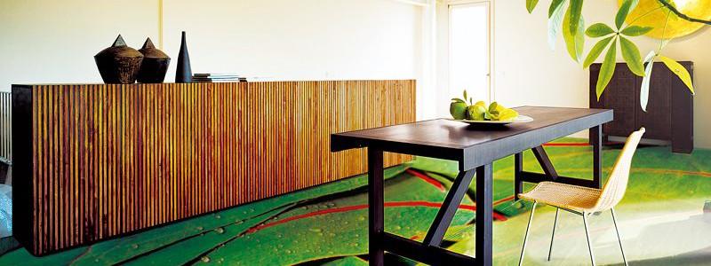 Наливные полы 3Д (60 фото, цены): эффектное покрытие в вашем доме