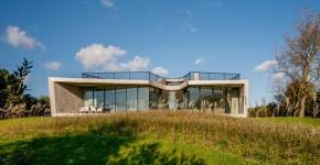 Комфортабельный «Умный дом» в Голландии фото