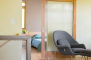 Фото 17 Стеклянные межкомнатные двери (60 фото): стильное решение интерьера