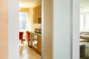 Фото 18 Стеклянные межкомнатные двери (80 фото): стильное решение интерьера