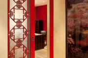 Фото 7 Стеклянные межкомнатные двери (60 фото): стильное решение интерьера