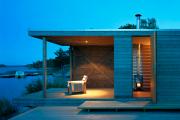 Фото 5 Проект бани из бруса с террасой: открывая новые возможности