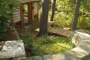Фото 12 Беседка из дерева своими руками (62 фото): пошаговое руководство