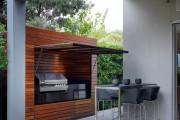 Фото 12 Беседки с печкой, мангалом или барбекю (50 фото) — отличное место для приятного отдыха