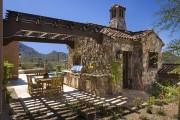 Фото 19 Беседки с печкой, мангалом или барбекю (50 фото) — отличное место для приятного отдыха