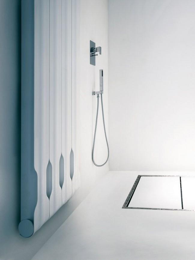 Биметаллический радиатор для ванной комнаты должен иметь антикоррозионное покрытие