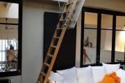 Фото 10 Чердачная лестница с люком — модный помощник в доме