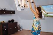 Фото 3 Чердачная лестница с люком — модный помощник в доме