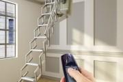Фото 15 Чердачная лестница с люком — модный помощник в доме