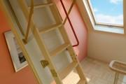 Фото 27 Чердачная лестница с люком — модный помощник в доме