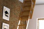 Фото 29 Чердачная лестница с люком — модный помощник в доме