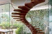 Фото 3 Деревянные лестницы на второй этаж в частном доме: 90+ фото лучших проектов и советы экспертов