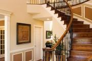 Фото 11 Деревянные лестницы на второй этаж в частном доме: 90+ фото лучших проектов и советы экспертов