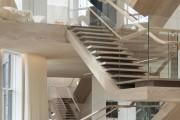 Фото 12 Деревянные лестницы на второй этаж в частном доме: 90+ фото лучших проектов и советы экспертов