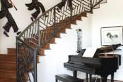 Фото 15 Деревянные лестницы на второй этаж в частном доме: 90+ фото лучших проектов и советы экспертов