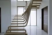 Фото 16 Деревянные лестницы на второй этаж в частном доме: 90+ фото лучших проектов и советы экспертов