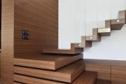 Фото 18 Деревянные лестницы на второй этаж в частном доме: 90+ фото лучших проектов и советы экспертов