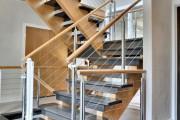 Фото 21 Деревянные лестницы на второй этаж в частном доме: 90+ фото лучших проектов и советы экспертов
