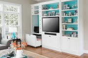 Фото 7 Дизайн зала в квартире (71 фото): как совместить презентабельность и функциональность