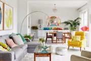 Фото 1 Дизайн зала в квартире (71 фото): как совместить презентабельность и функциональность