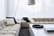 Фото 25 Дизайн зала в квартире (71 фото): как совместить презентабельность и функциональность