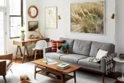 Фото 26 Дизайн зала в квартире (71 фото): как совместить презентабельность и функциональность