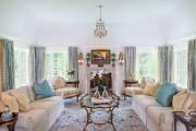 Фото 5 Дизайн интерьера гостиной в стиле прованса (100+ безупречных фотоидей): создаем уютную сказку у себя дома!