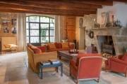 Фото 7 Дизайн интерьера гостиной в стиле прованса (100+ безупречных фотоидей): создаем уютную сказку у себя дома!