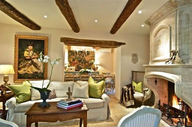 Интерьер в стиле прованс - это воплощение тепла и уюта
