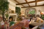 Фото 17 Дизайн интерьера гостиной в стиле прованса (100+ безупречных фотоидей): создаем уютную сказку у себя дома!