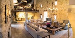 Интерьер гостиной в стиле прованс: создаем уютную сказку фото