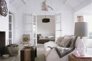 Фото 22 Дизайн интерьера гостиной в стиле прованса (100+ безупречных фотоидей): создаем уютную сказку у себя дома!