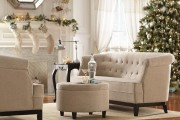 Фото 24 Дизайн интерьера гостиной в стиле прованса (100+ безупречных фотоидей): создаем уютную сказку у себя дома!