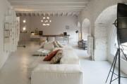 Фото 26 Дизайн интерьера гостиной в стиле прованса (100+ безупречных фотоидей): создаем уютную сказку у себя дома!