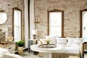 Фото 1 Дизайн интерьера гостиной в стиле прованса (100+ безупречных фотоидей): создаем уютную сказку у себя дома!