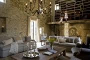 Фото 28 Дизайн интерьера гостиной в стиле прованса (100+ безупречных фотоидей): создаем уютную сказку у себя дома!