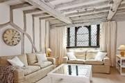 Фото 34 Дизайн интерьера гостиной в стиле прованса (100+ безупречных фотоидей): создаем уютную сказку у себя дома!