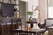 Фото 37 Дизайн интерьера гостиной в стиле прованса (100+ безупречных фотоидей): создаем уютную сказку у себя дома!