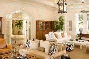 Фото 45 Дизайн интерьера гостиной в стиле прованса (100+ безупречных фотоидей): создаем уютную сказку у себя дома!