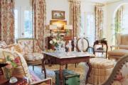 Фото 56 Дизайн интерьера гостиной в стиле прованса (100+ безупречных фотоидей): создаем уютную сказку у себя дома!