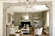 Фото 58 Дизайн интерьера гостиной в стиле прованса (100+ безупречных фотоидей): создаем уютную сказку у себя дома!