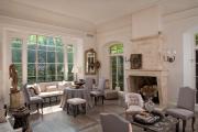 Фото 63 Дизайн интерьера гостиной в стиле прованса (100+ безупречных фотоидей): создаем уютную сказку у себя дома!