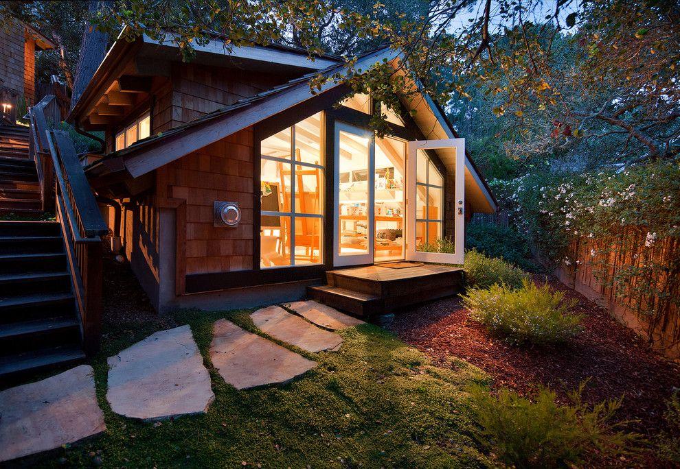 Красивый дачный домик фото