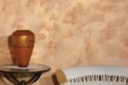Фото 5 Краска для стен с эффектом шелка (75 фото): роскошь и креатив в отделке
