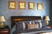 Фото 9 Краска для стен с эффектом шелка (75 фото): роскошь и креатив в отделке