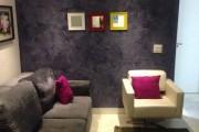 Фото 12 Краска для стен с эффектом шелка (75 фото): роскошь и креатив в отделке