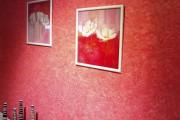 Фото 29 Краска для стен с эффектом шелка (75 фото): роскошь и креатив в отделке