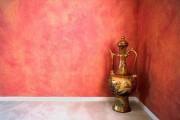 Фото 2 Краска для стен с эффектом шелка (75 фото): роскошь и креатив в отделке
