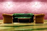 Фото 1 Краска для стен с эффектом шелка (75 фото): роскошь и креатив в отделке