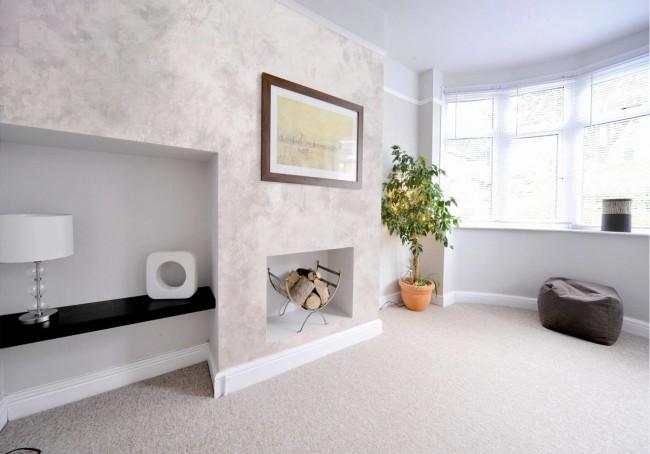 Краска с эффектом шелка сделает интерьер вашего дома по-настоящему роскошным и изысканным